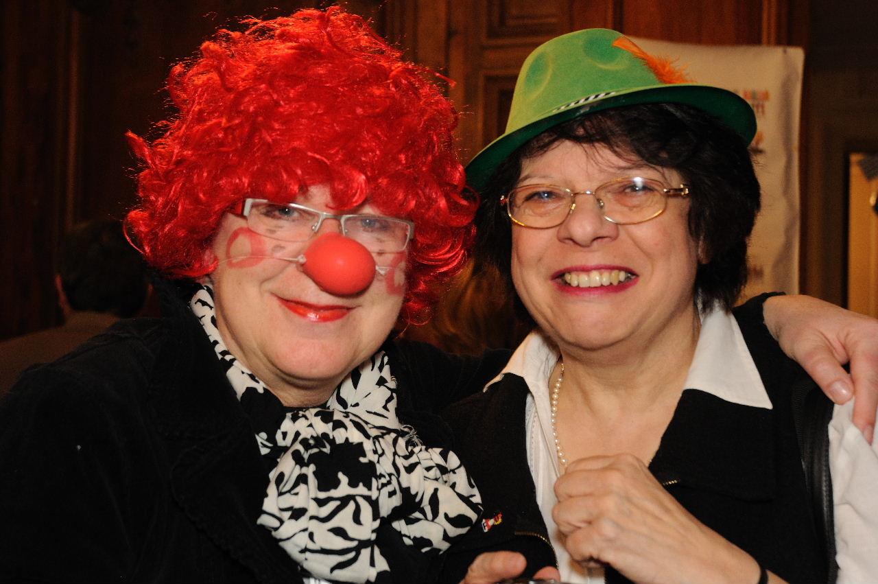 Helga et Marie Christine