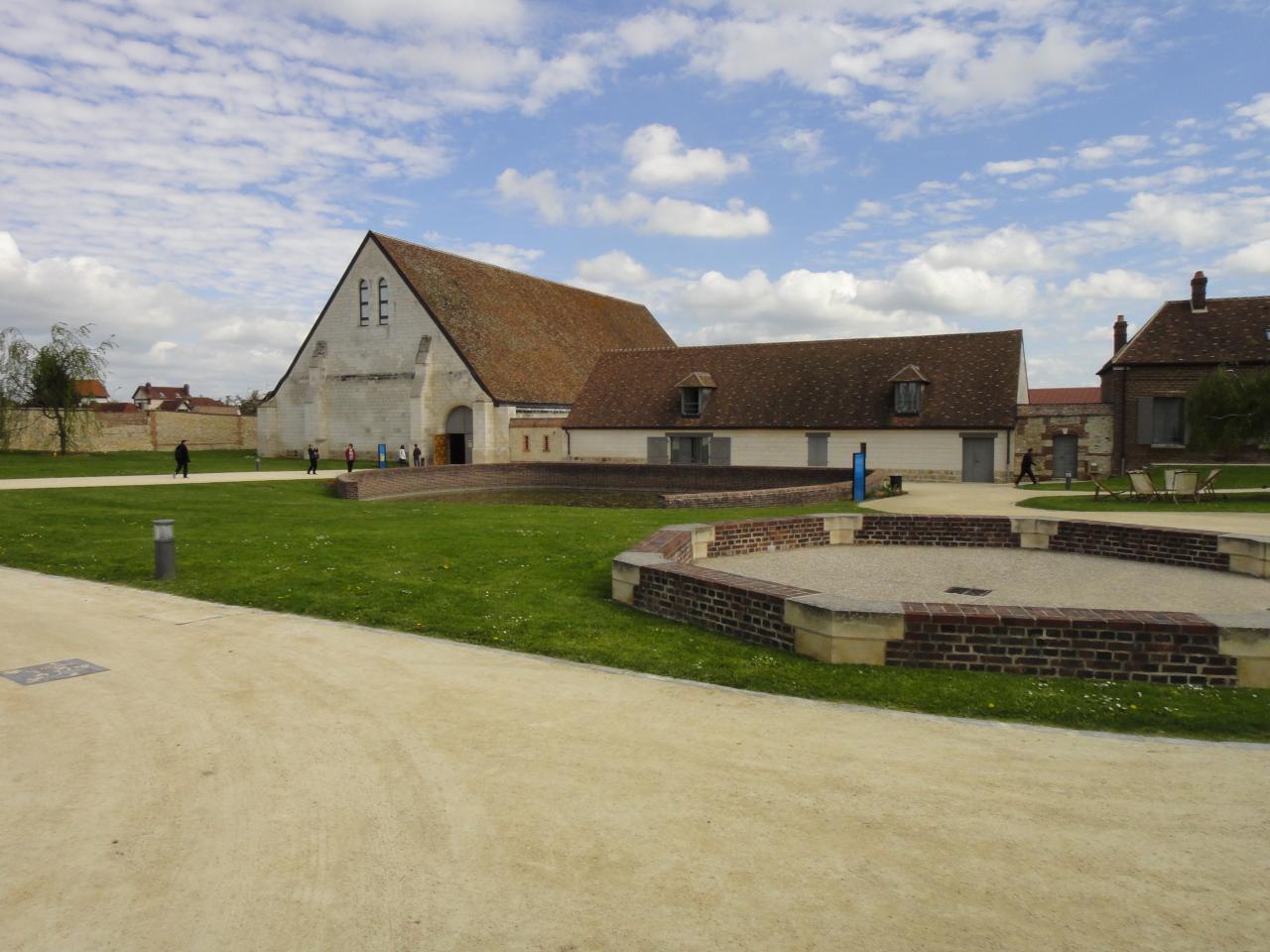 La Maladrerie Saint Lazare à Beauvais