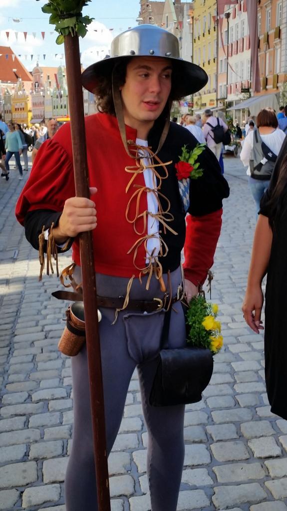 Stadtknecht -  garde de la ville