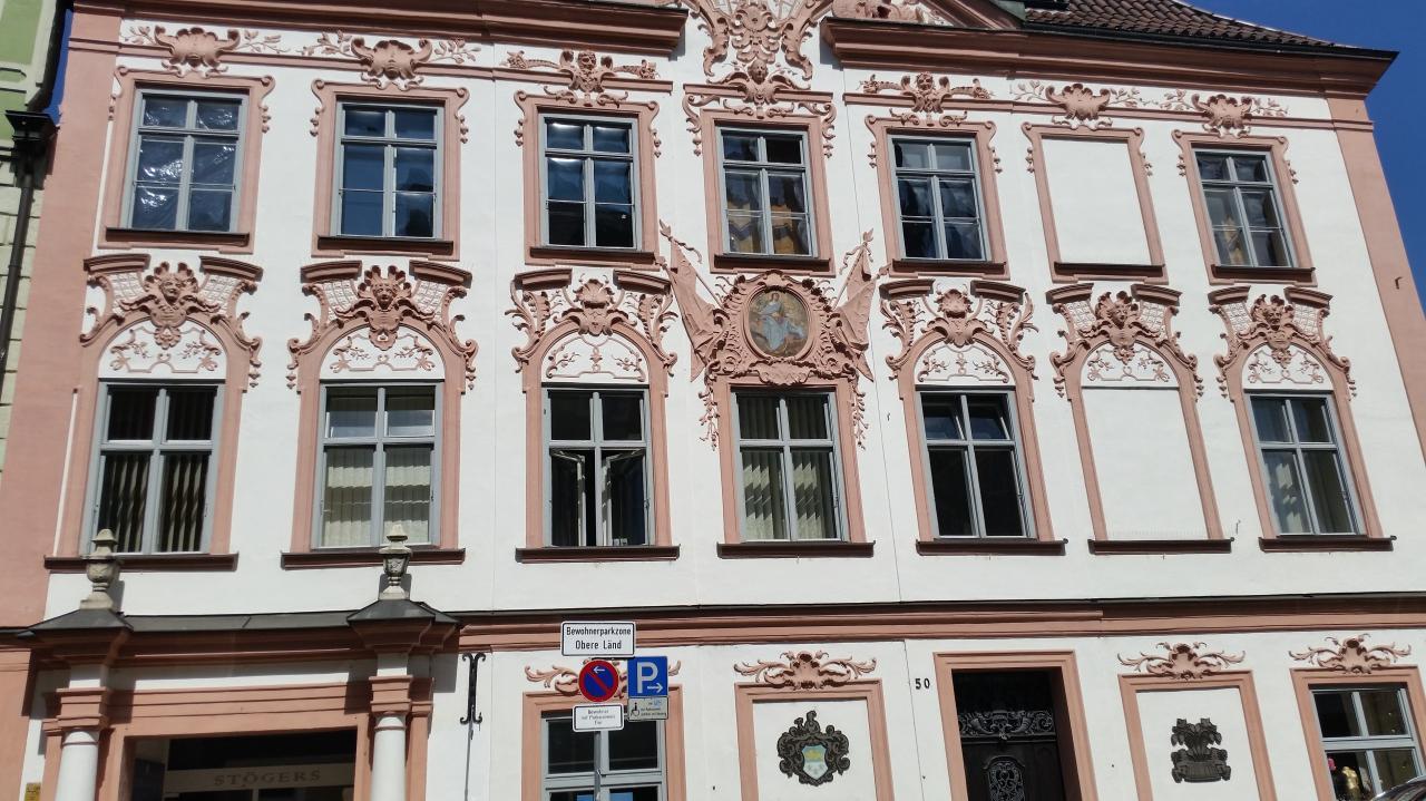 Brauerei Wittmann la façade