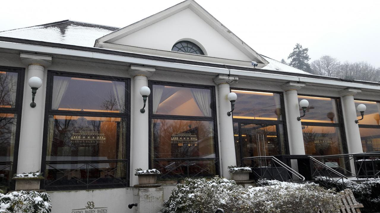 Restaurant du Kurhaus