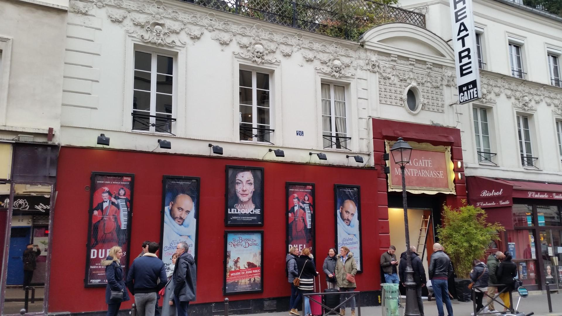 La Gaîté Montparnasse