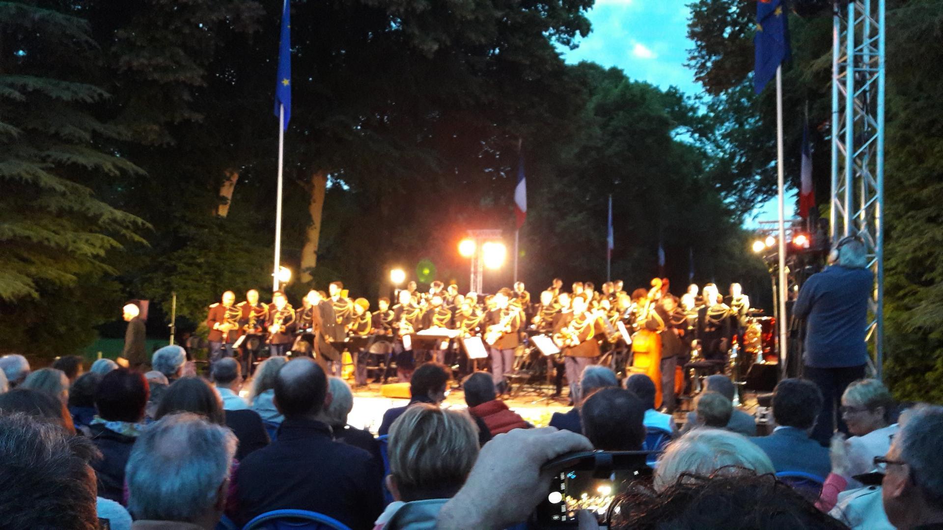 Festival des Forêts Concert pour l'Europe