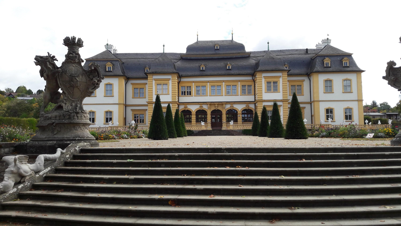 Le chateau de Veitshöchheim