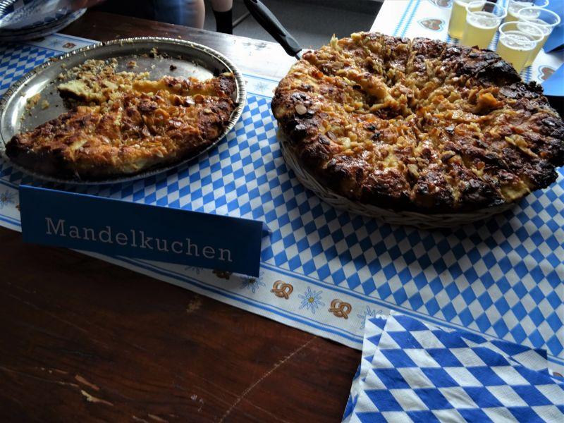 Superbe dégustation de spécialités bavaroises