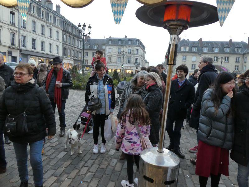 La fête de l'amitié franco-allemande