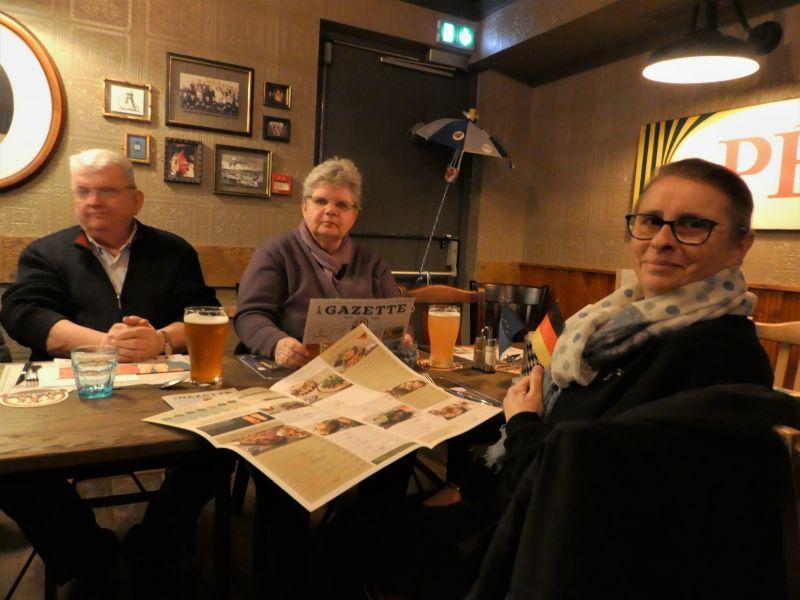 Stammtisch au Trois Brasseurs