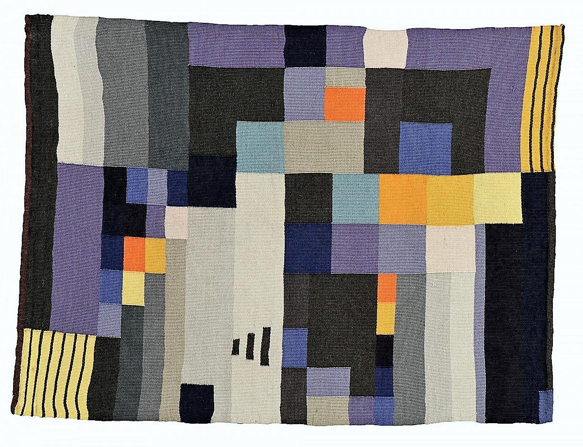 Ruth Consemuller Tapisserie 1926