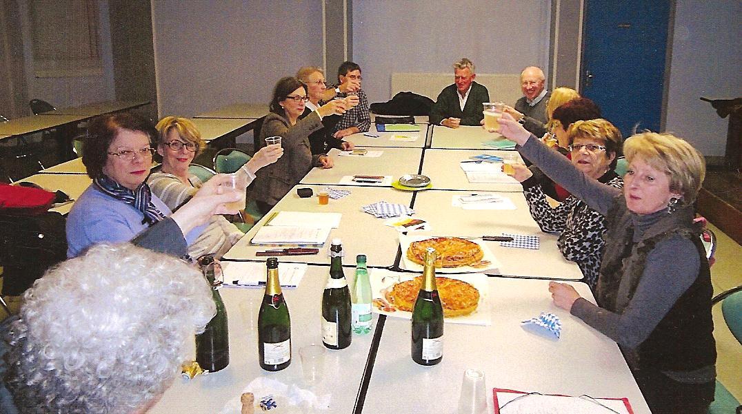 CA 5 janvier 2012 La galette des rois