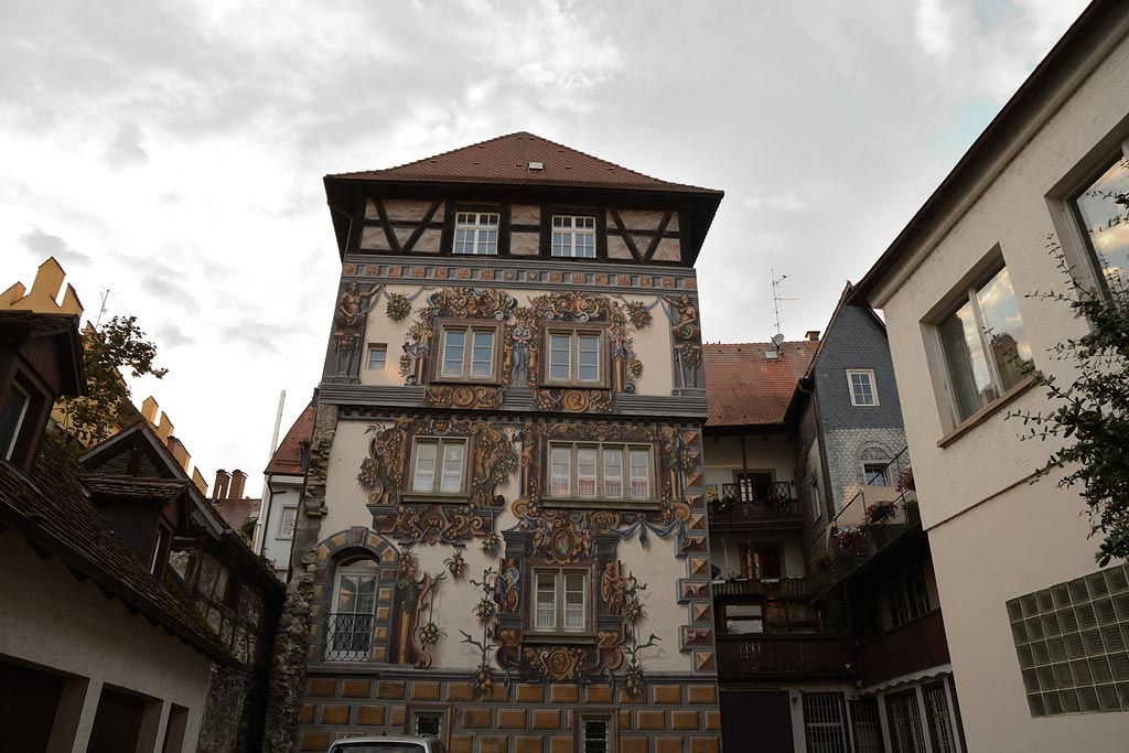 Visite de Constance