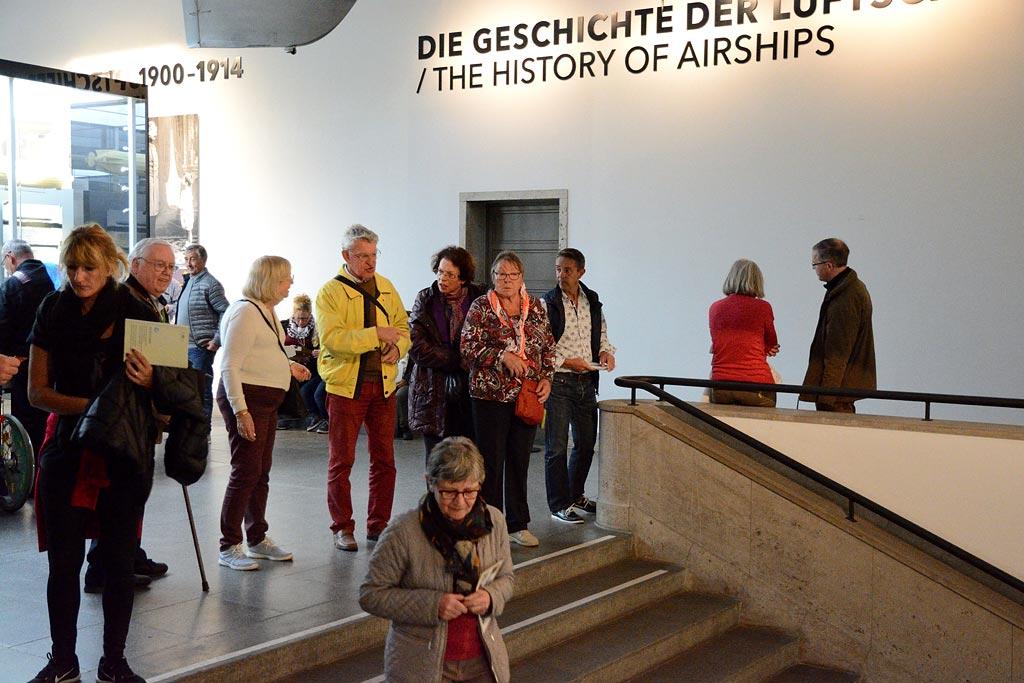 das Zeppelin Museum