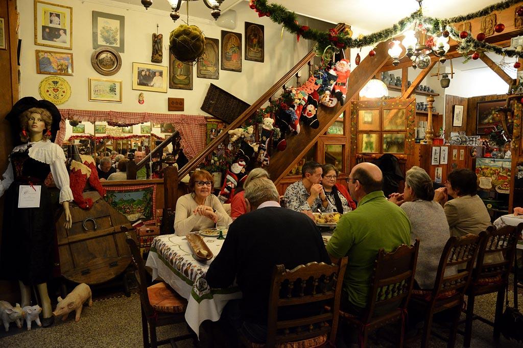Stammtisch à l'Alsace