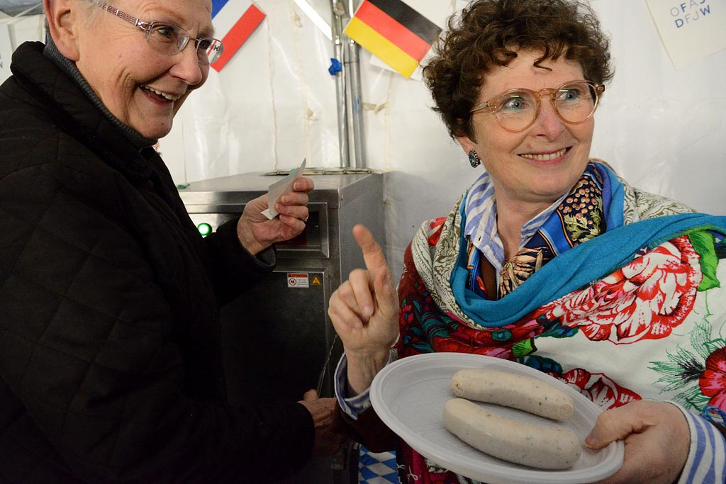 Fête de l'amitiè franco-allemande