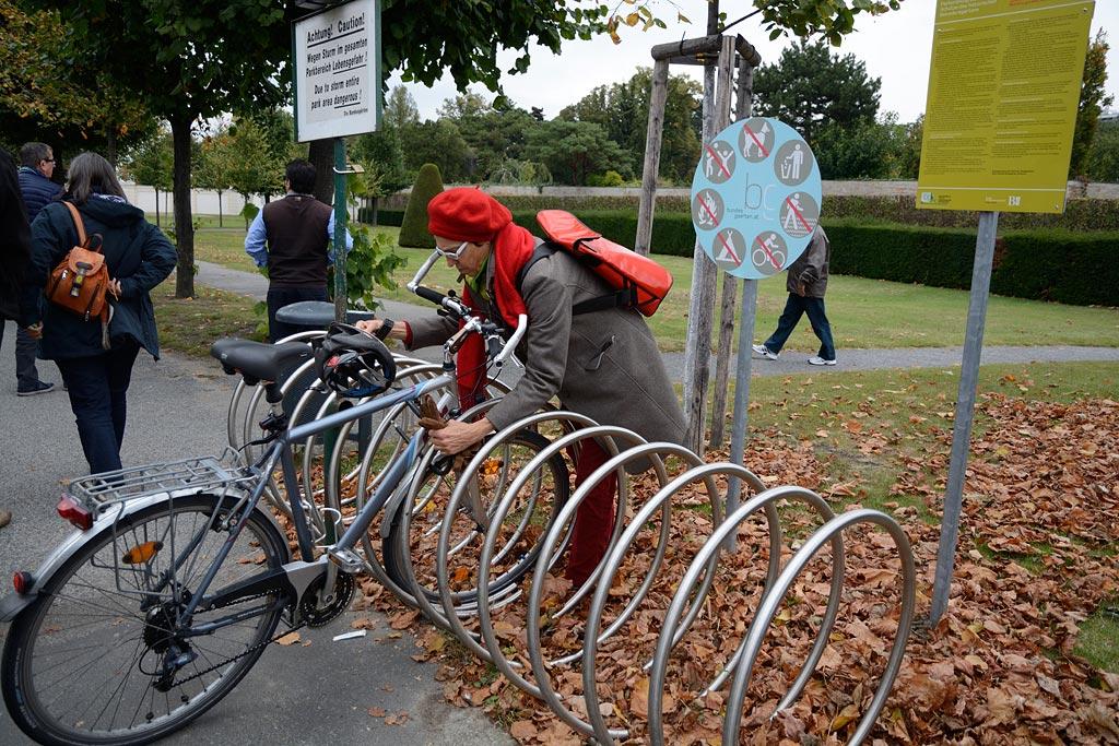 1298 km de pistes cyclables dans Vienne