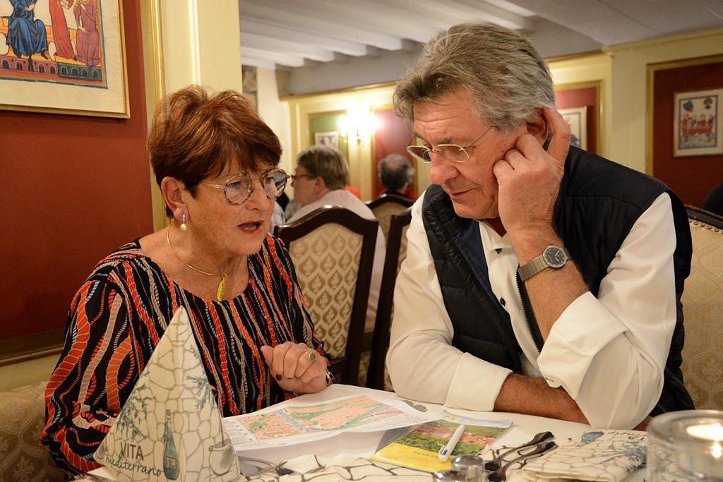Michèle et  Peter