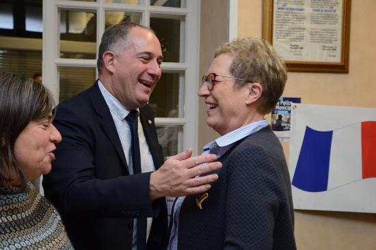Le député Pierre Vatin