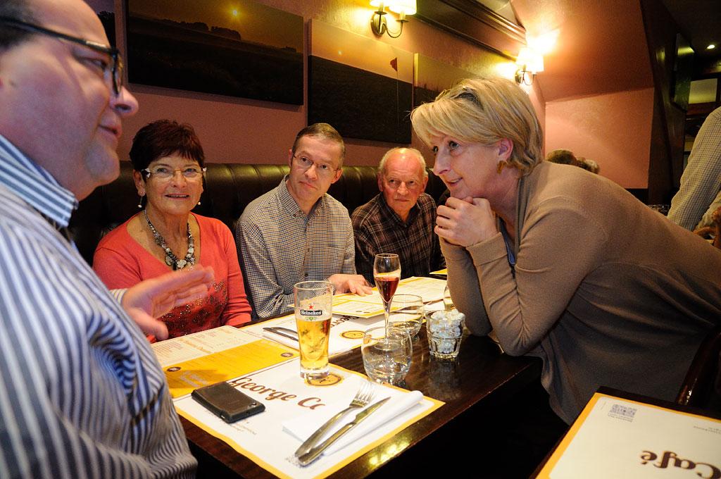 Beim George Café