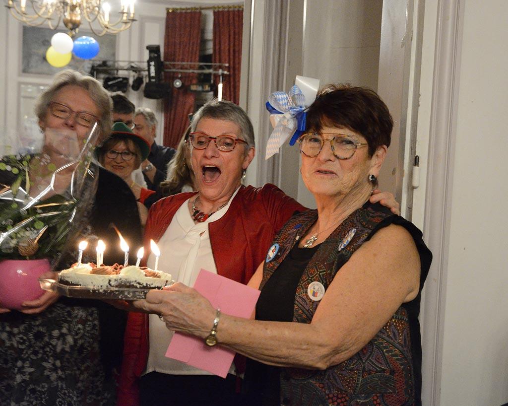 Joyeux anniversaire Marie Agnés