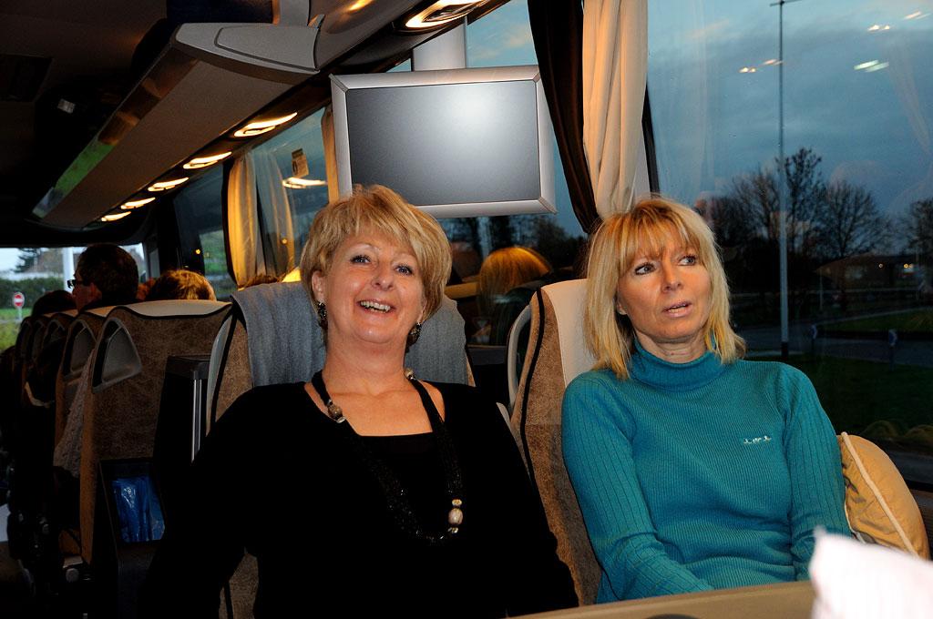 En route pour Aix La Chapelle