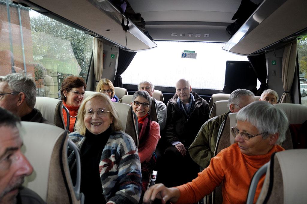 En route pour Monschau