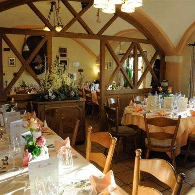 18 mai 2012 Diner à l'Isar Klause