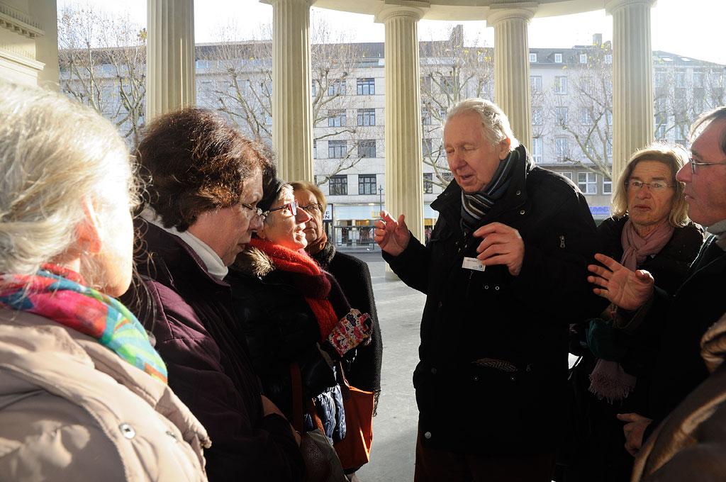 Le guide aux Thermes Elisenbrunnen