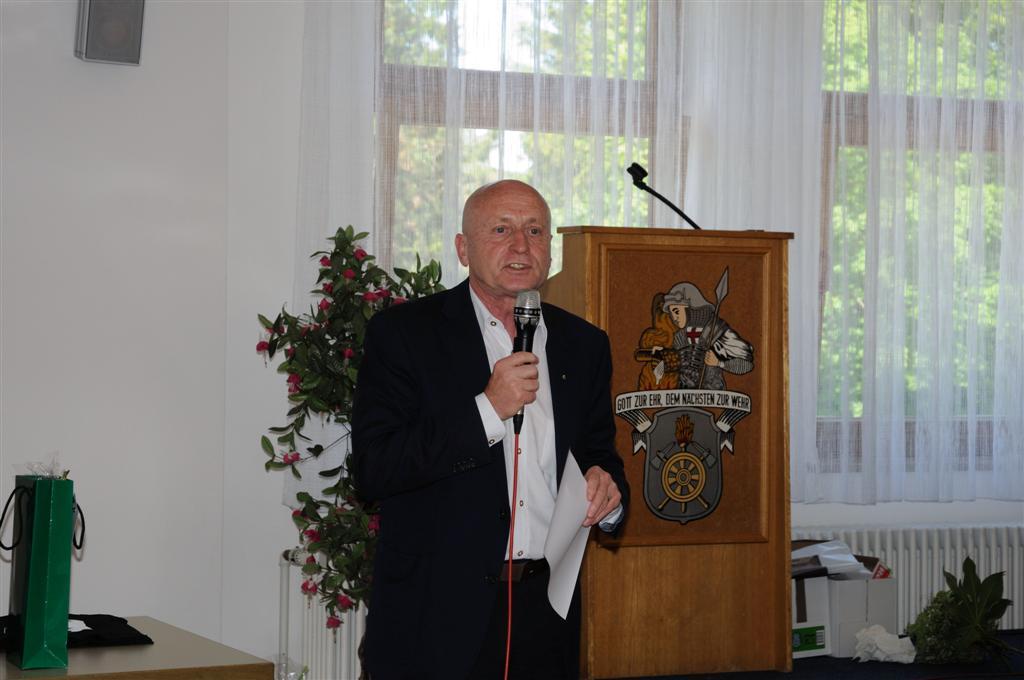 Discours du maire de Landshut OB Rampf