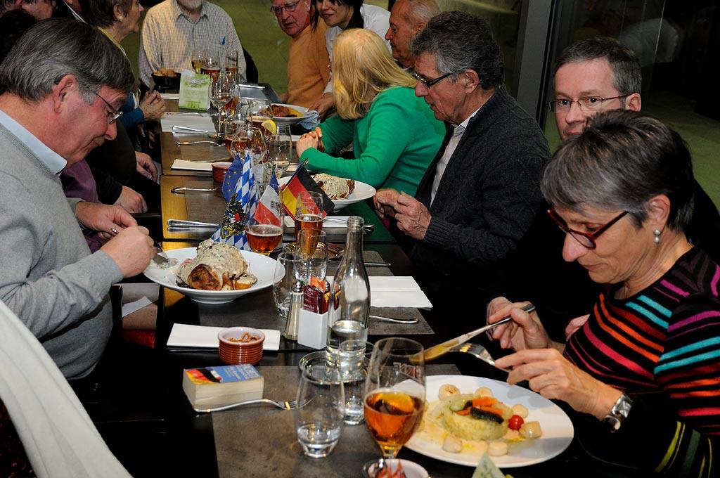 Stammtisch à la Taverne Karlsbraü