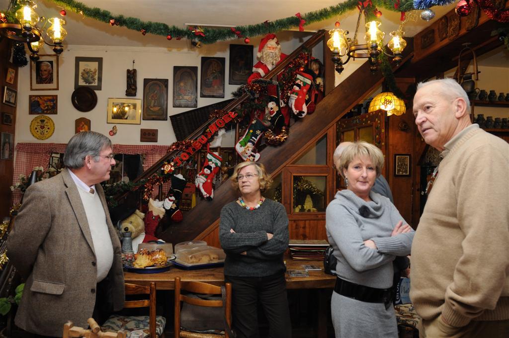 Stammtisch à la Maison de l'Alsace