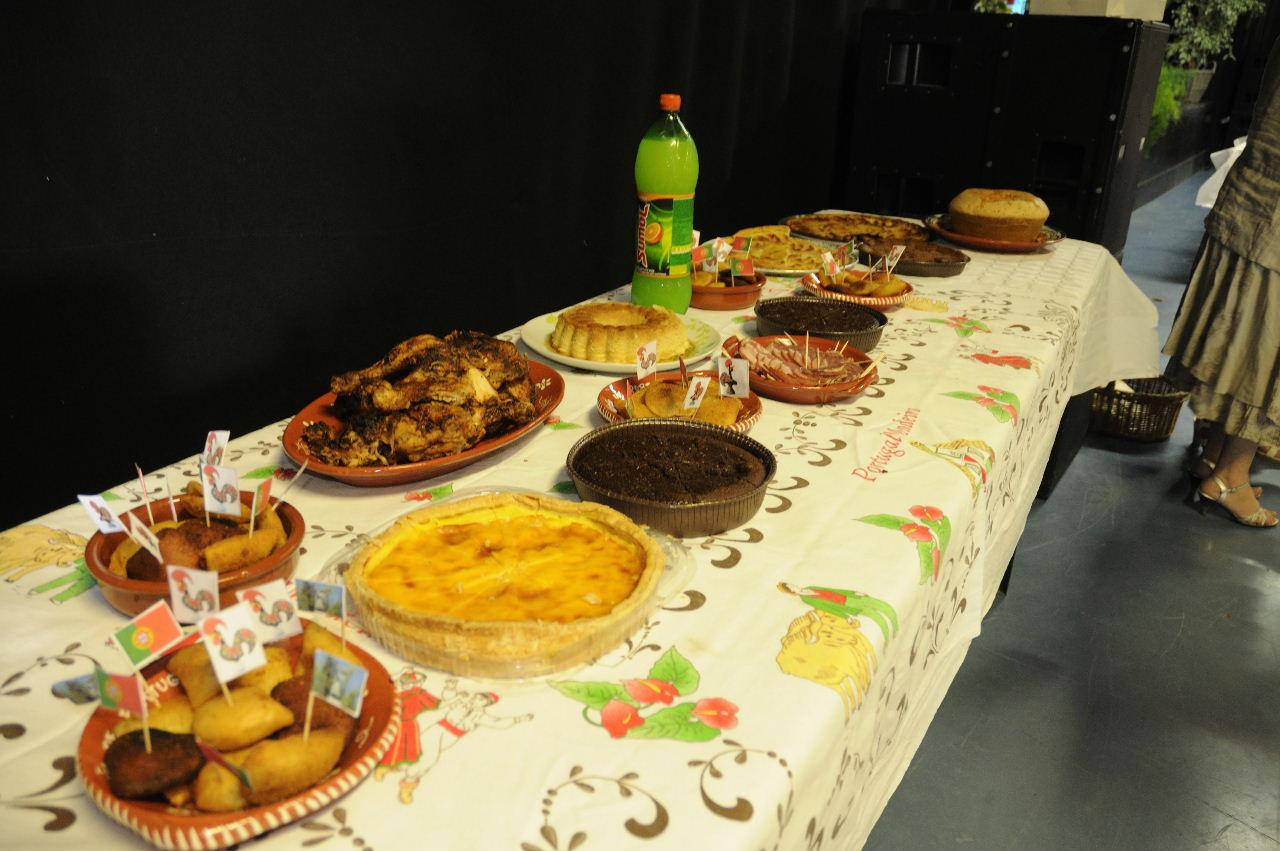Un des buffets