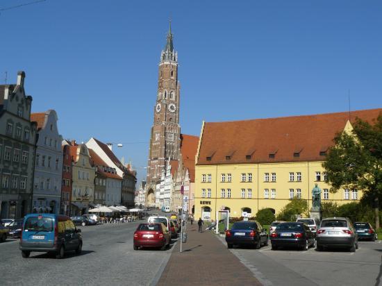 Landshut 24 septembre 2007
