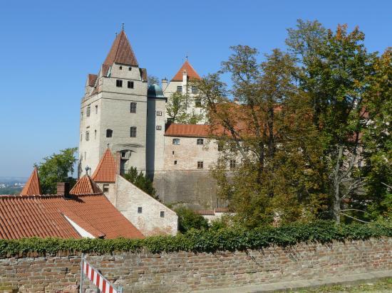 Burg Trausnitz Landshut 24 septembre 2007