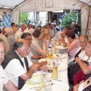 Stammtisch à La Chope Allemande, Rémy 17 juin 2009