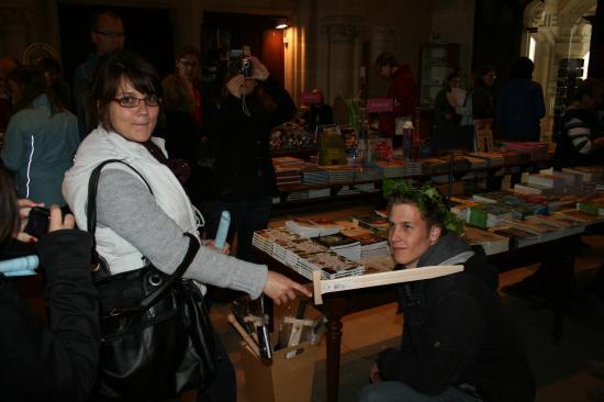 Visite du chateau de Pierrefonds et de sa boutique