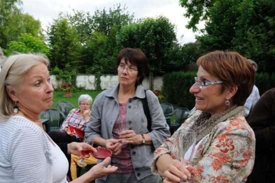 Jacqueline, Sylviane et Marie Agnès
