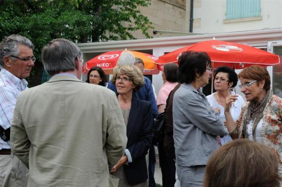 Hubert Michel Alice Sylviane Marie Agnés aux premiers plans