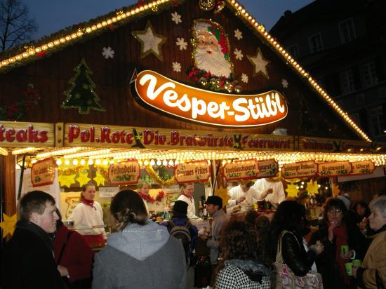 Heidelberg marché de Noël
