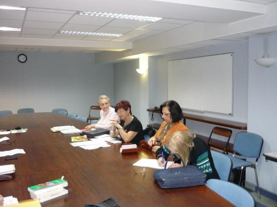 Approbation du compte rendu de la réunion précédente