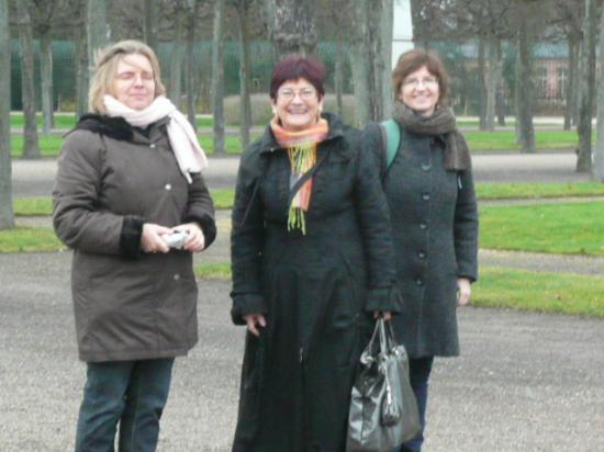 Michèle et ses filles