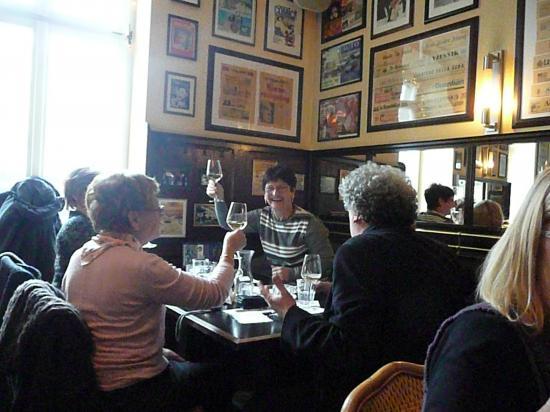 Schwetzingen au restaurant Café Journal