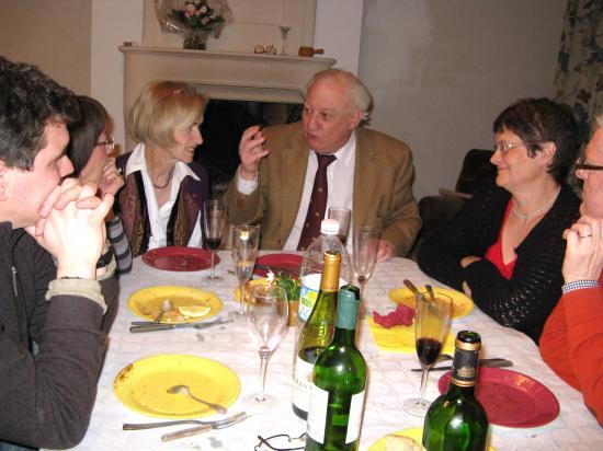 Patricia, Serge, Martine et Michel