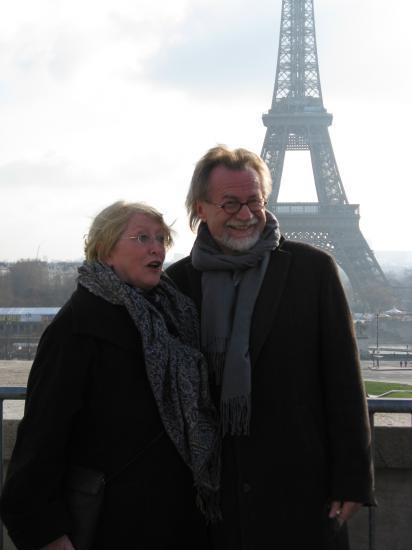 Robert Gewies et Beate Rose