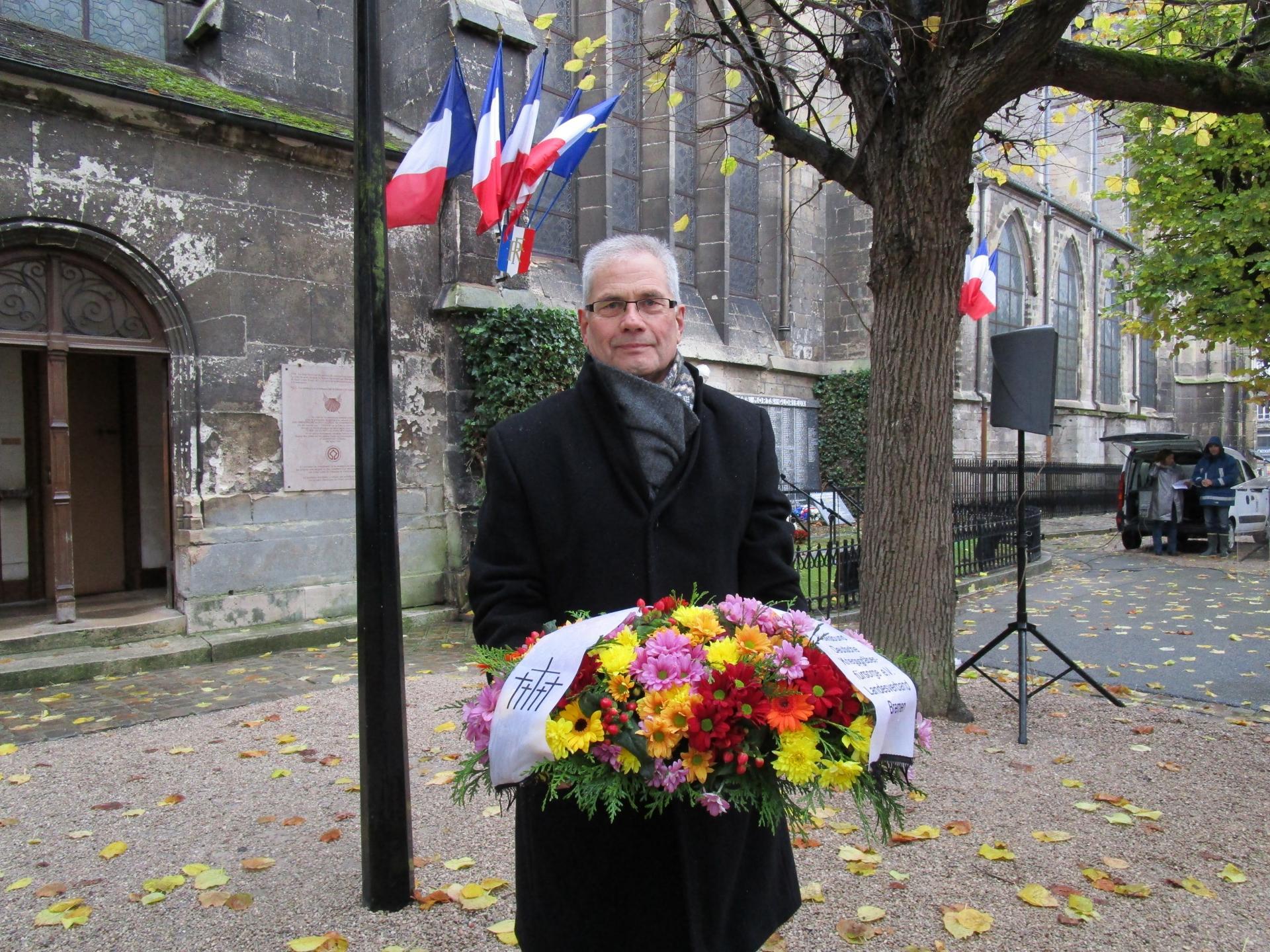 Dietmar Werstler du Volksbund