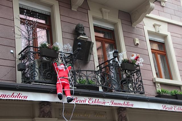 Maison où séjourna Dostojewski
