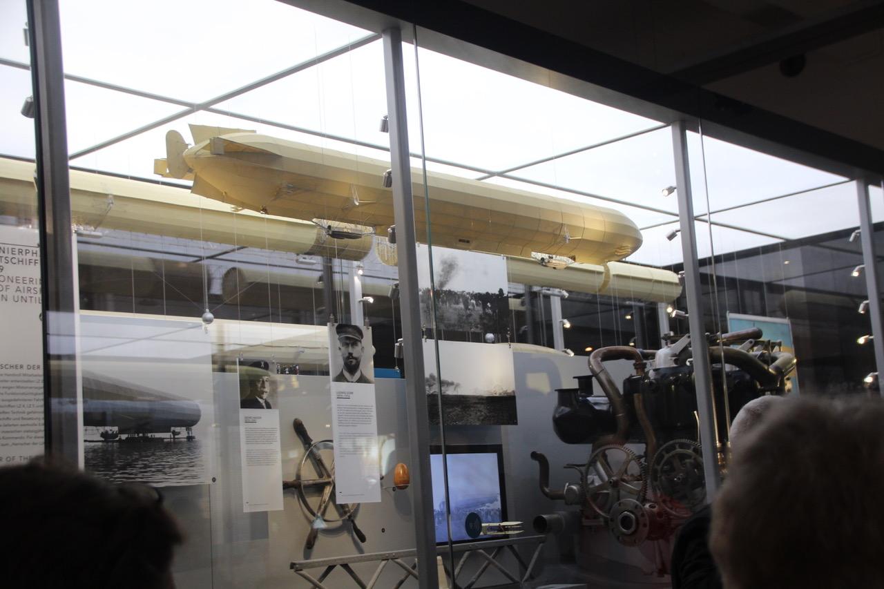 Le musée Zeppelin