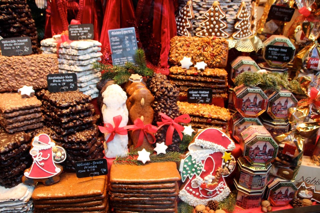Marché de Noël à Aix La Chapelle