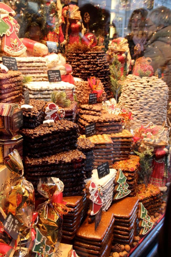 Le marché de Noël à Aix