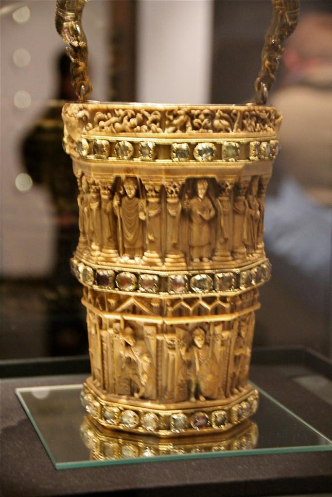 Domschatz Le trésor de la cathédrale