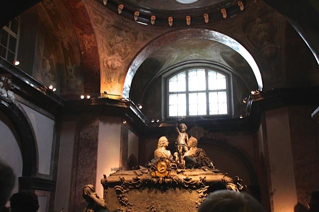 Crypte de Capucins