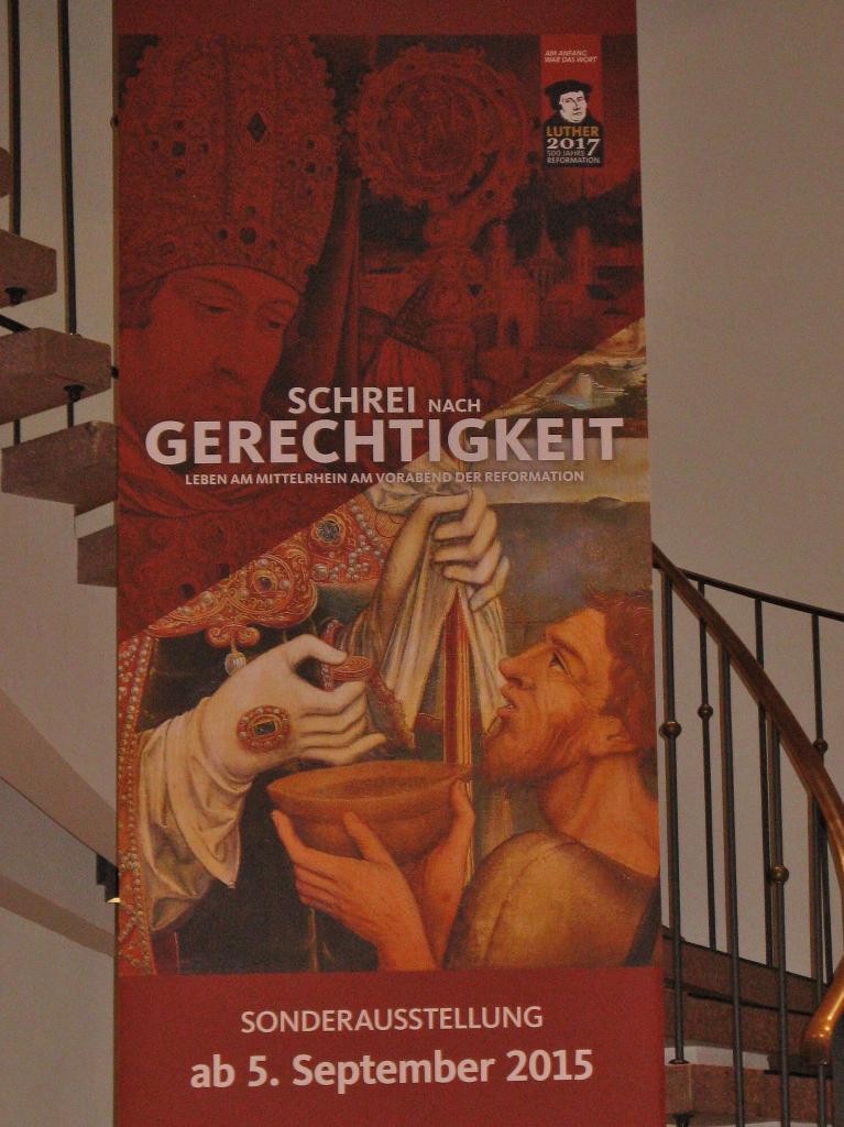 Affiche du Musée du trésor de la cathédrale